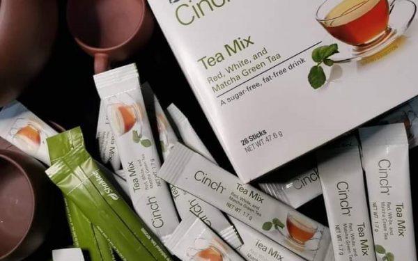 Cinch Tea Elak Perut Buncit